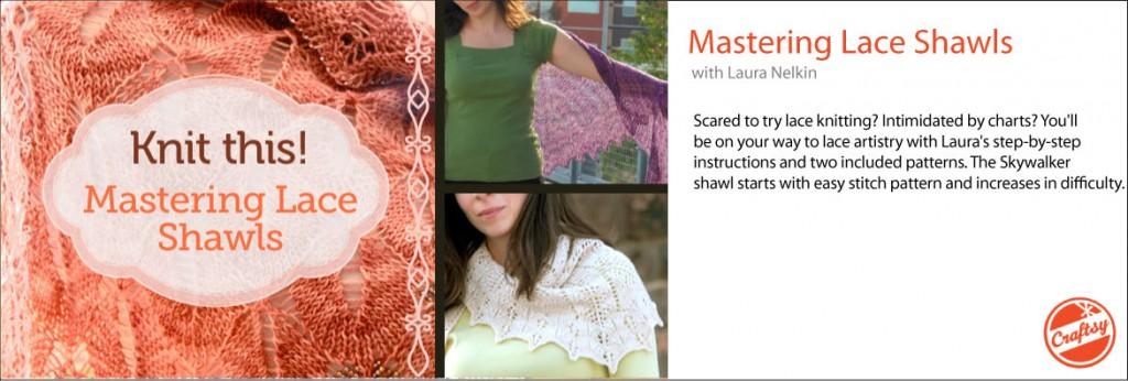 Mastering Lace Shawls