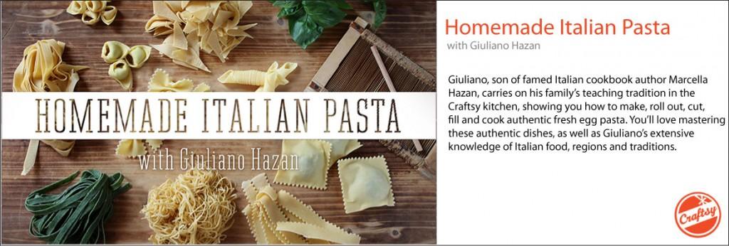 Homemade Italian Pasta