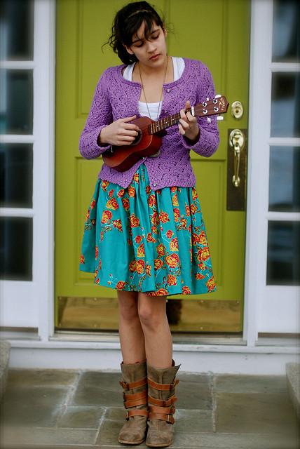 Kirsten Kapur's original Knitty Release of Que Sera Sera