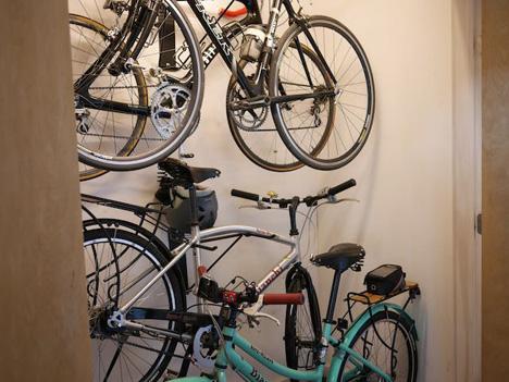 Bike Closet