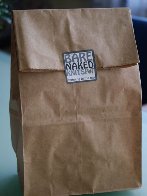 club paper bag