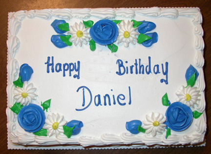 happy birthday, daniel!!
