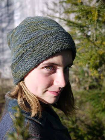 here s the knitty gritty on this hat  it s worked entirely in knit and  purl  the pattern includes two versions 40c190cbc91