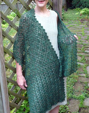 CROCHETED LACEY SWEATER PATTERNS | Crochet and Knitting