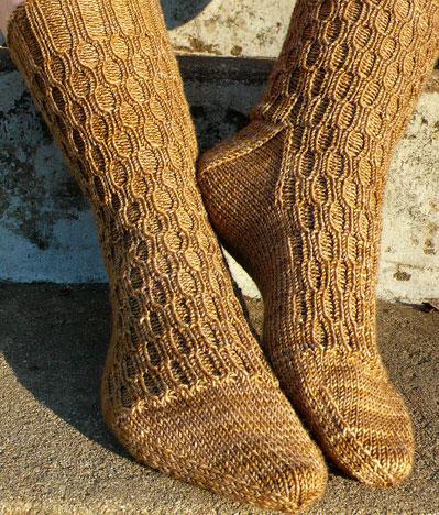 Lacunae Sock