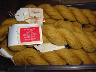 Rowan Scottish Tweed Pure Wool - Rowan Yarns RYC Sirdar